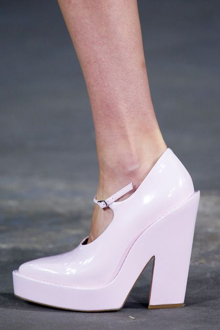 18 ways to wear platform shoes