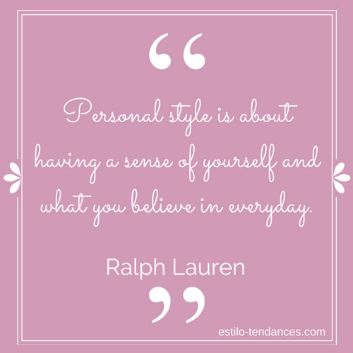 Famous Fashion Quotes by Ralph Lauren