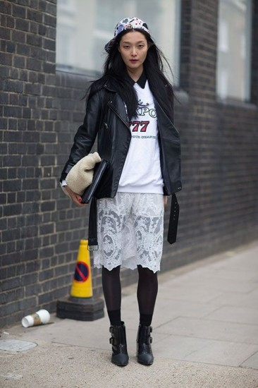 London Fashion Week Street Style 2014 Harpers Bazaar 4
