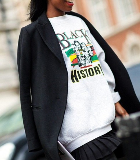 The Latest Street Style Photos From London Fashion Week via Who What Wear 11