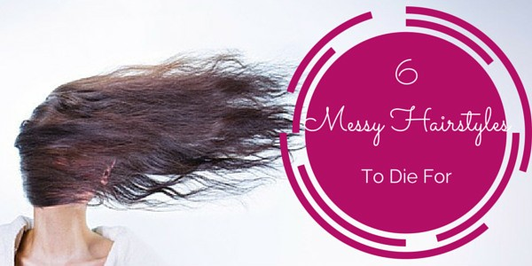 6 Cute Messy Hairstyles For Long Hair