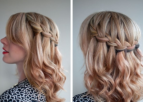 Hair Inspiration For New Year's Eve