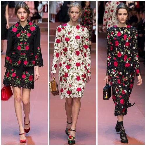Dolce & Gabbana A/W 2015 RTW Collection