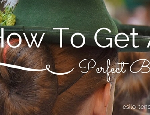 Hair Trend: How To Get A Perfect Bun