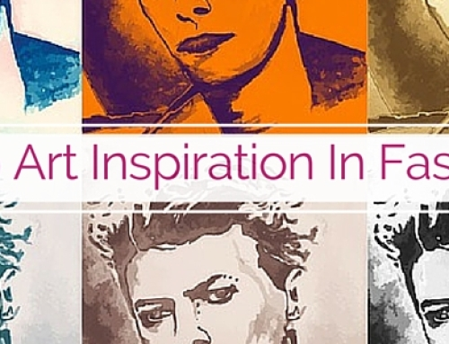 Pop Art Inspiration In The Fashion World